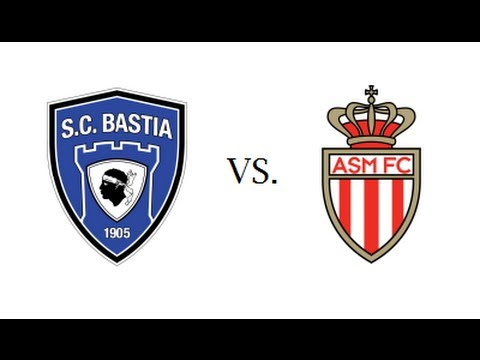 Sporting Club de Bastia - AS Monaco [PES 2014] - Ligue 1 (25ème journée)