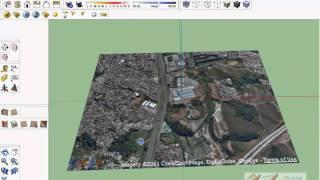 Curso Sketchup 8 Pro Online Aula Grátis: Aula14