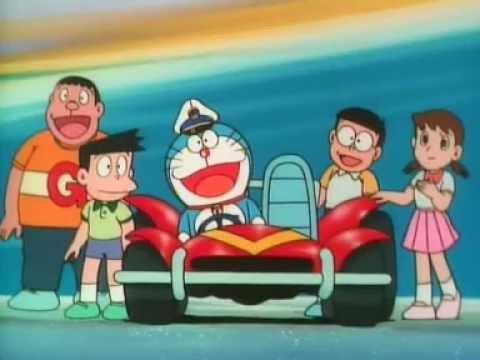 Doraemon 1983 - Lâu Đài Dưới Đáy Biển