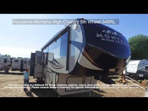 Keystone-Montana High Country 5th Wheel-345RL