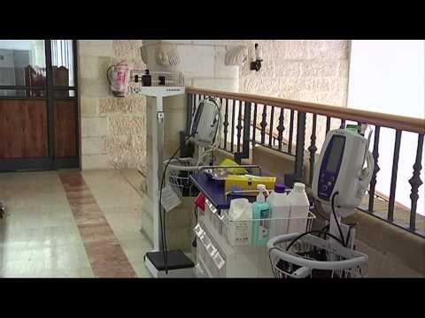 أوروبا في فلسطين |ح21| شبكة مستشفيات القدس الشرقية الحلقة الحادية والعشرون