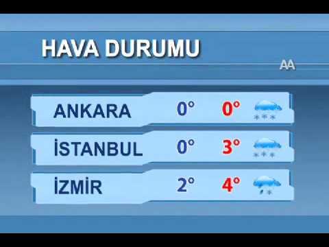 Istanbul hava durumu istanbul 5 günlük hava durumu