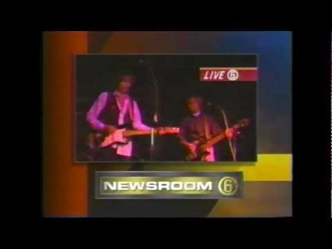 Prosto on KOIN6 News in Portland OR January 8th, 1993