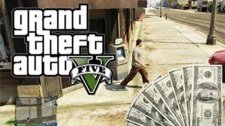 GTA Online! How To Make Easy Money! Almost $10k (GTA 5