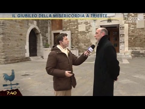 Il Giubileo della Misericordia a Trieste