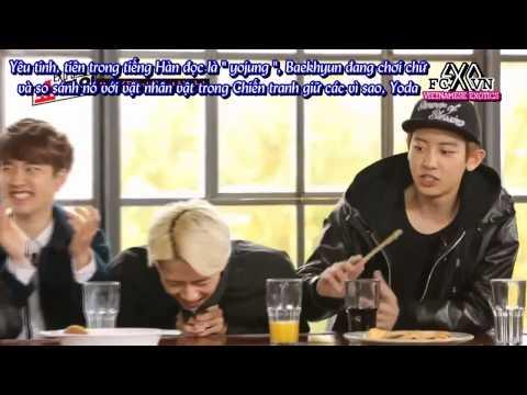 [Vietsub] 131122 EXO's Showtime Preview 1+2+3 [Ếch ộp subteam]