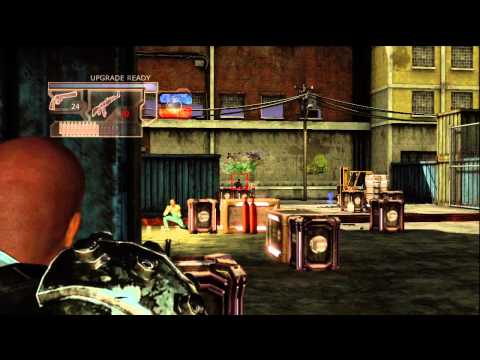 Eat Lead: Return of Matt Hazard (X360) walkthrough - A Dock of Ships, Now