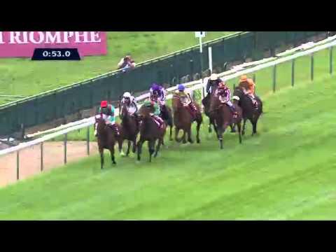 Vidéo de la course PMU QATAR PRIX JEAN-LUC LAGARDERE - GRAND CRITERIUM