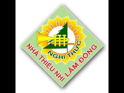 [Full HD] Đội Nghi Thức - NTN Lâm Đồng || Liên Hoan Tiếng Kèn Đội Ta VI - 2014