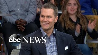 Tom Brady on showing fans 'a different part of my life'