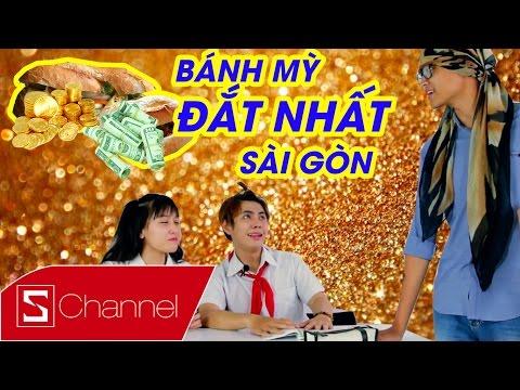 HÔM NAY ĂN GÌ - Bánh mỳ ĐẮT nhất Sài Gòn vs Bánh mỳ RẺ nhất Sài Gòn