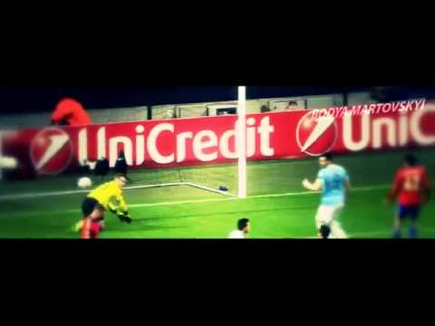Sergio Aguero: top 10 Best goal in 2013