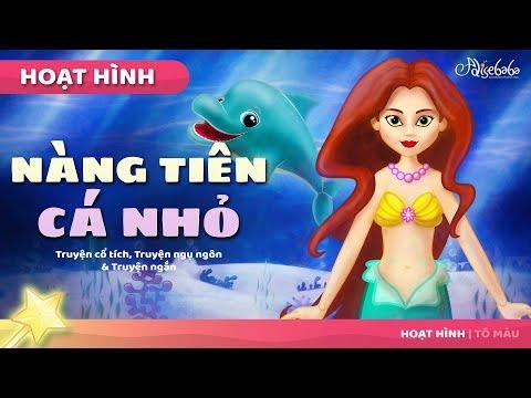 Nàng Tiên Cá Nhỏ - Chuyện thiếu nhi - Chuyện cổ tích - Phim hoạt hình