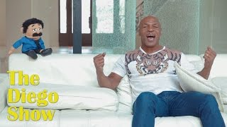 Funniest Mike Tyson Interview Ever | Awkward Puppets