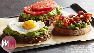 Top 10 Foods You NEED to Eat At Breakfast