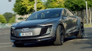 Audi Elaine – Audi vision of autonomous driving. YouCar Car Reviews.