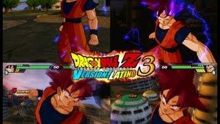 Dragon Ball Z Budokai Tenkaichi 3 Version Latino *Goku SSJ