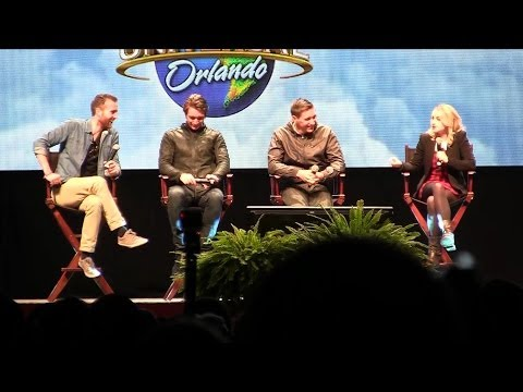 Harry Potter stars Q&A kickoff at Universal Orlando for Celebration Weekend 2014