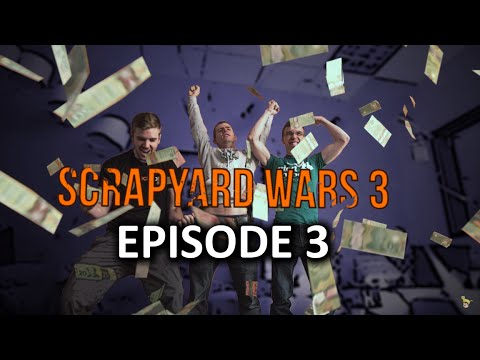 BEST Value PC Challenge - Scrapyard Wars Season 3 - Episode 3