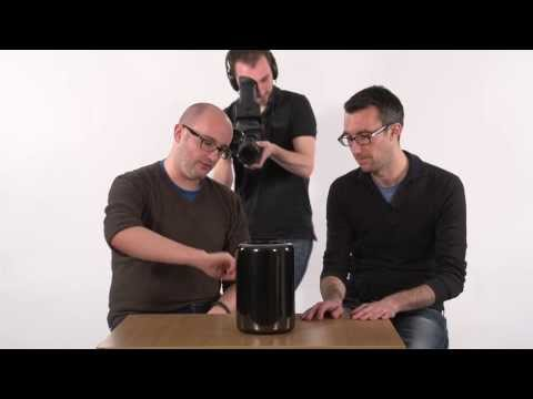 Mac Pro -- get closer with our unboxing and hands-on review