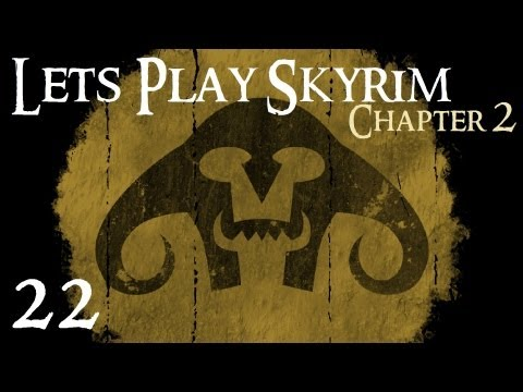 Lets Play Skyrim (modded) - Chapter 2 Part 22 - Orc Warlock