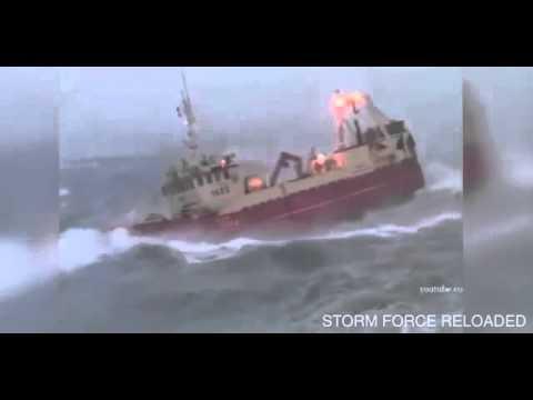 Top 10 Con Tàu Vượt Bão Thái Bình Dương