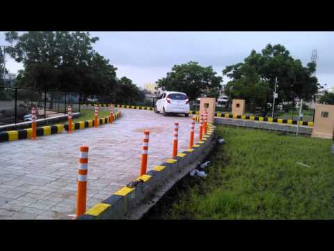 Rto Driving Rto Rajkot Driving Test Track3