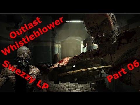 Let`s Play Outlast Whistleblower (Blind) Part 6 (Deutsch) Erwischt beim Salami streicheln XD