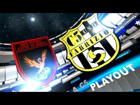 Play out Serie A, Corigliano-Sestu 4-2 (08/05/15)