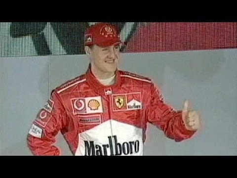 Widespread relief as Schumacher comes out of coma and goes home