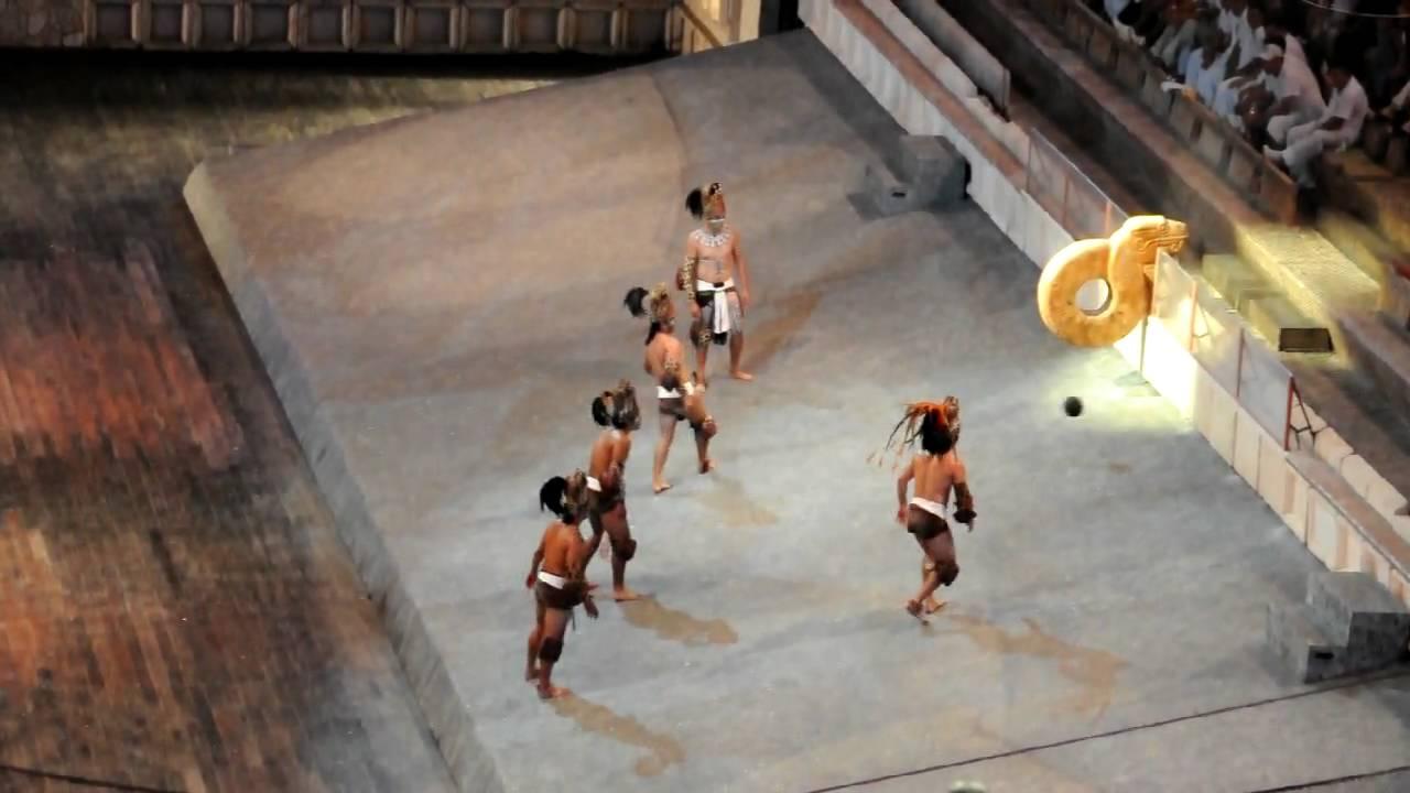 Pok Ta Pok The Mayan Ball Game - YouTube