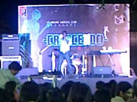 Er-Harbhajan singh's singing performance@IIT Indore...........