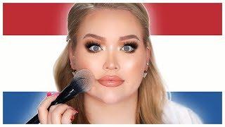 SPEAKING DUTCH ONLY Makeup Tutorial!   NikkieTutorials