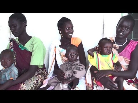 South Sudan: Providing Essential Health Services in Difficult Conditions