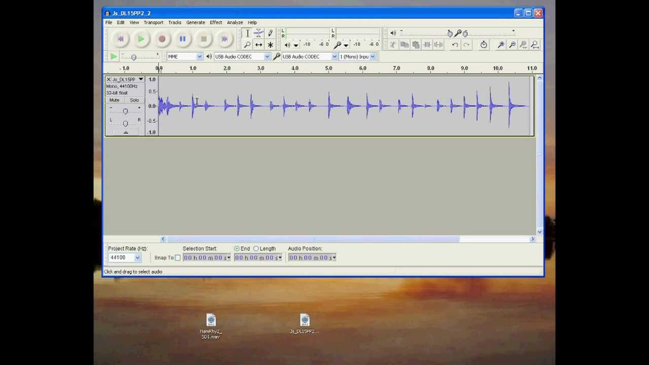 audacity 2.1 3 manual