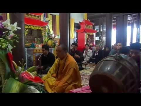 Đàn phổ độ - Khoa cúng Phật - Nghi tán Lô Hương