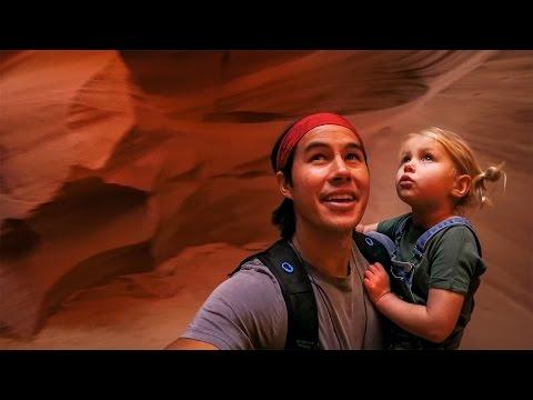 GoPro Karma: Desert Canyons with Dad