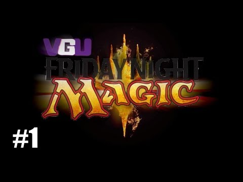 VGU's Friday Night Magic | Episode 1, Heroic Struggle (1/2)