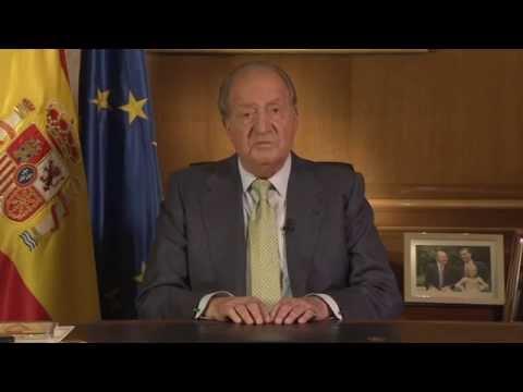 Mensaje de Su Majestad el Rey a los españoles