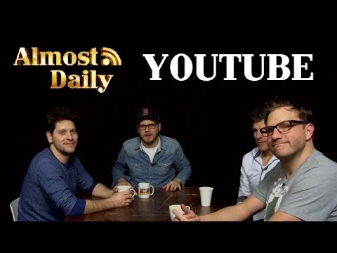 Almost Daily #64: YouTube feat. David Hain und Jochen Dominicus