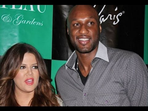 Khloe Kardashian and Lamar Odom Separated - Drug Addiction to Blame?