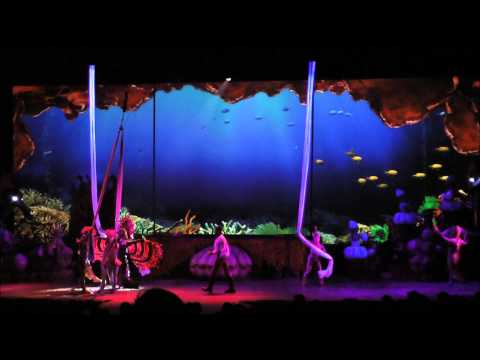 A'Lure The Call of the Ocean, SeaWorld Orlando HD (1080p)