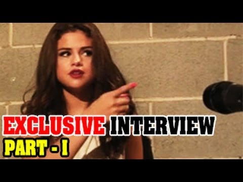Selena Gomez EXCLUSIVE INTERVIEW - Talks About Harry Styles, Taylor Swift, Justin Bieber & Family,