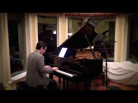 Glen Hansard and Markéta Irglová - Falling Slowly (From Movie Once) on Grand Piano