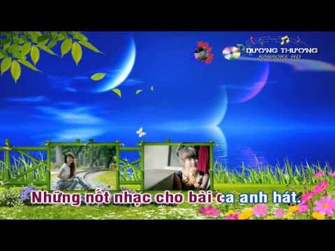[Karaoke nhạc sống] Mãi mãi một tình yêu HD (full beat)