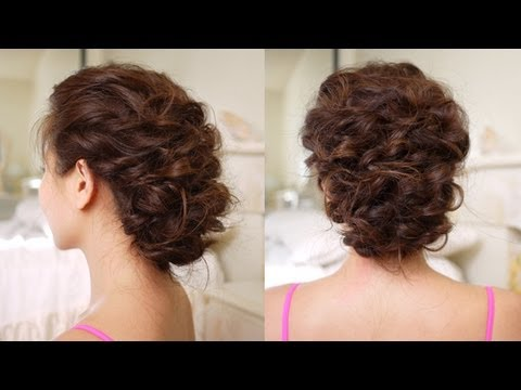 hqdefault 4 Gorgeous Curly Hairstyles