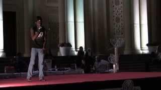 AUS Got Talent – Usman Haji Ndanusa (Live Rounds)