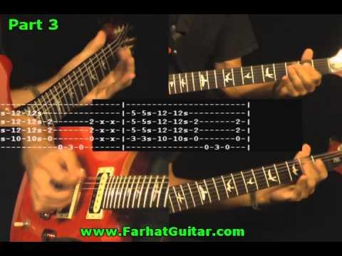 Simple Man - Lynyrd Skynyrd Guitar Cover 5/5 www.FarhatGuitar,com