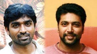 Vijay replaces Jeeva to team with Ravi