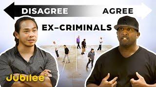 Do All Ex-Criminals Think the Same?